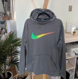 ❤️ Nike swoosh hoodie